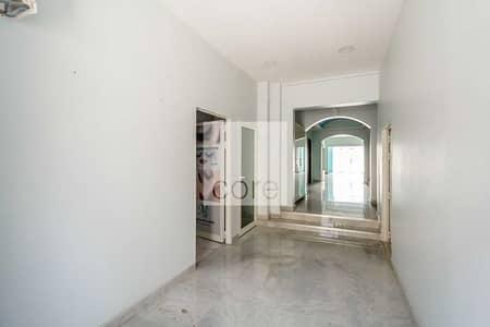 Villa for Rent in Al Bateen, Abu Dhabi - Commercial Villa | Full Sea View | Parking