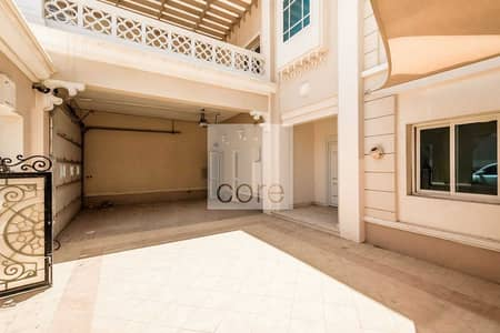 Villa for Rent in Al Bateen, Abu Dhabi - Good Location | Commercial Villa | Parking
