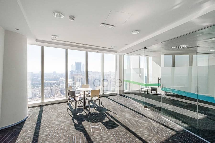 Spacious | Fitted Office | High Floor