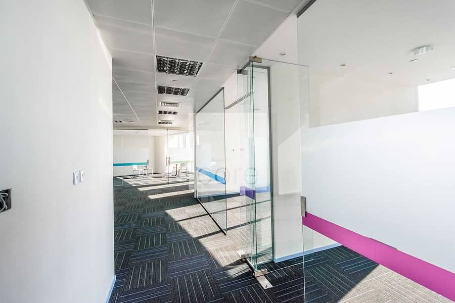 2 Spacious | Fitted Office | High Floor