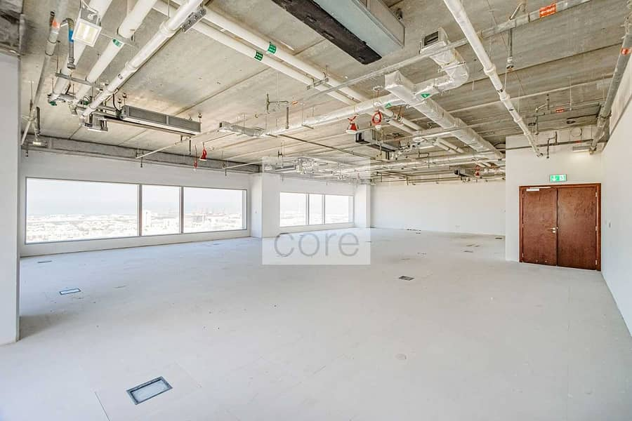 2 Shell and Core Office | Competitive Rent