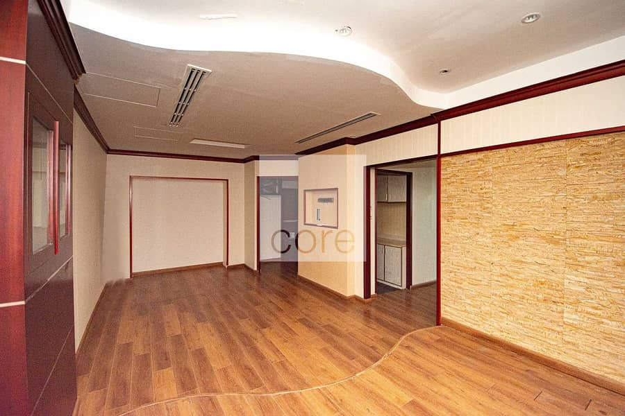 2 Fully Fitted Office   Low Floor   Parking