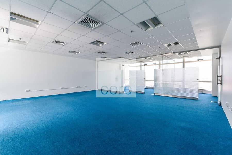 Fitted Office | Spacious | Mid floor