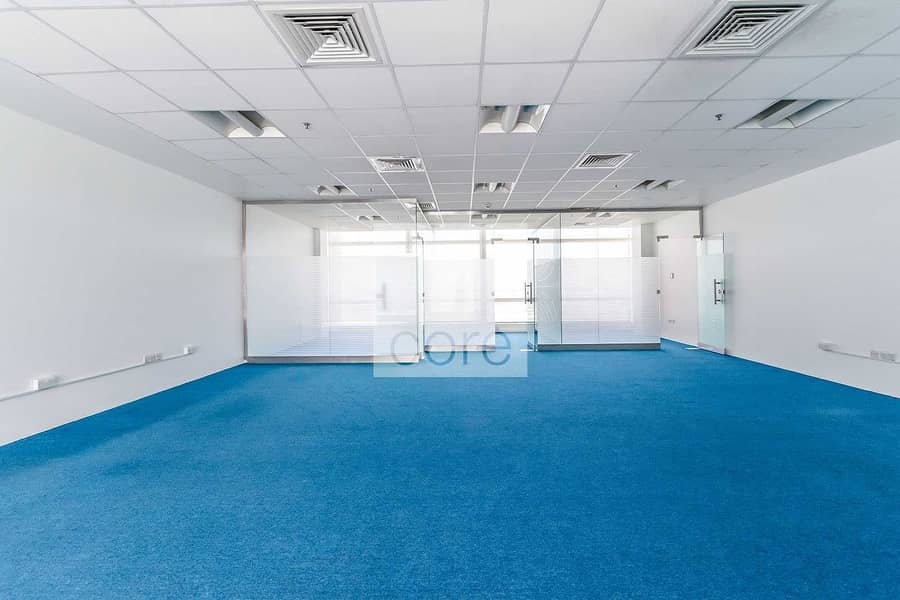 10 Fitted Office | Spacious | Mid floor