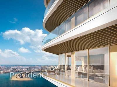 بنتهاوس 4 غرف نوم للبيع في دبي هاربور، دبي - Luxurious Penthouse with Panoramic Sea View