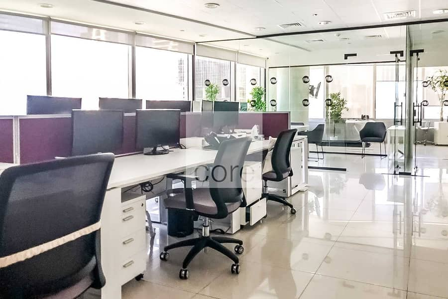 2 Fitted Office   Prime Location   Mid Floor