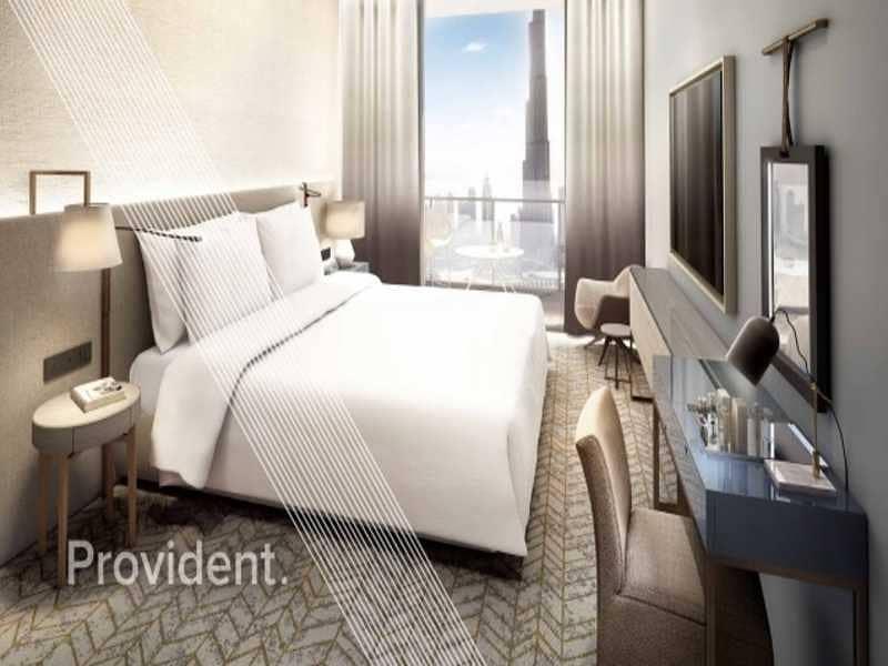 Vida Residence Directly Linked to Dubai Mall