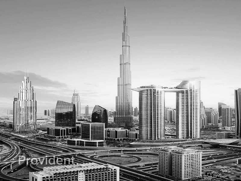 Luxurious Address Sky View