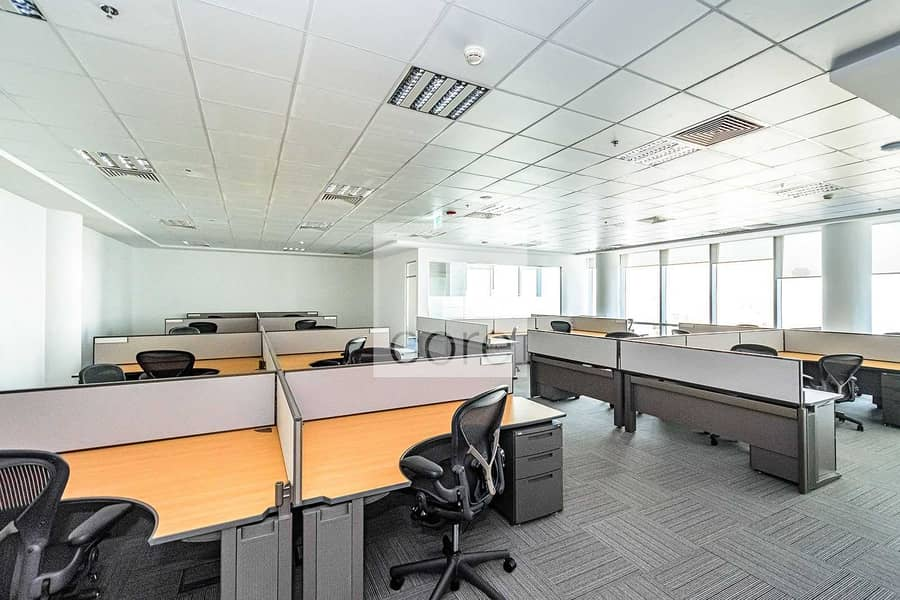 Fitted and Furnished Office   Prime  Location