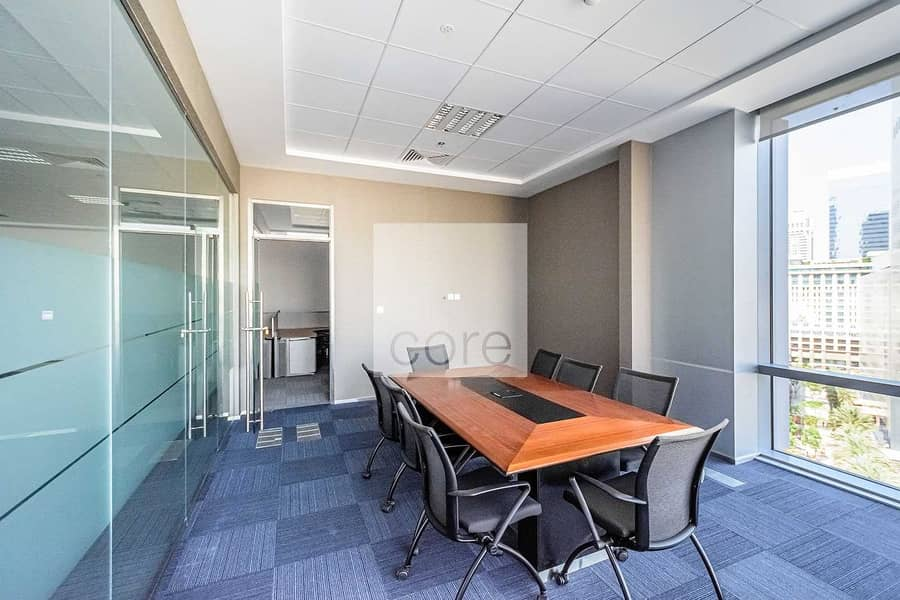 2 Fitted and Furnished Office   Prime  Location
