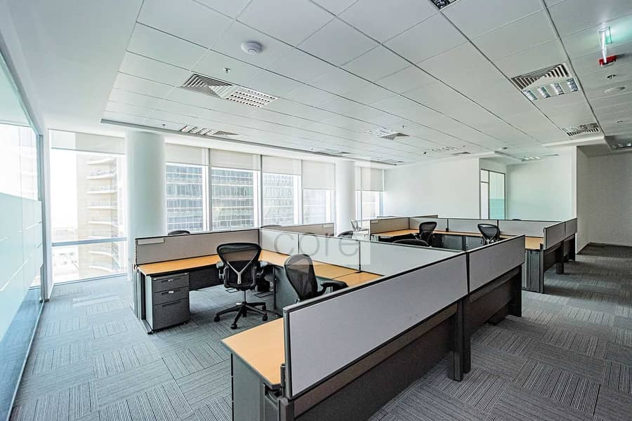 11 Fitted and Furnished Office   Prime  Location