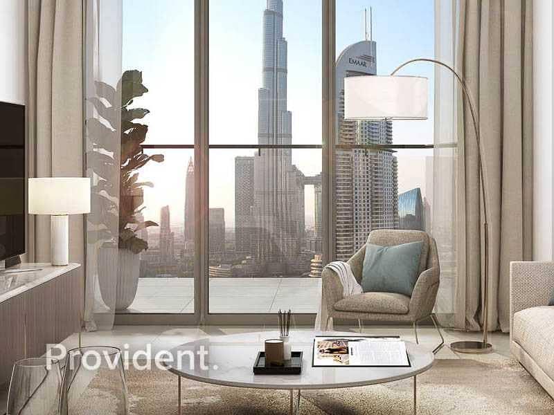 2 Investor Deal - Burj Khalifa View - Downtown Dubai
