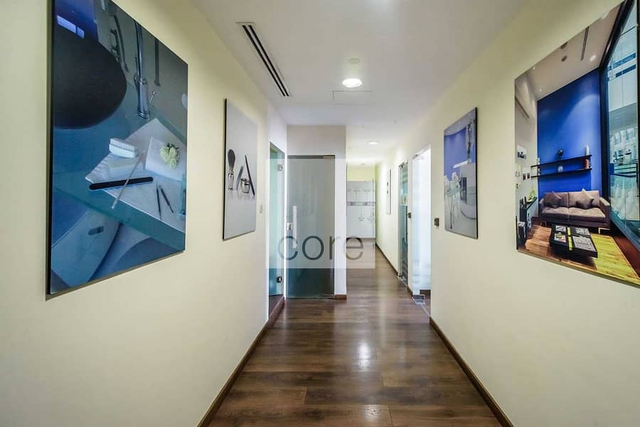 2 Full Floor | Fitted Office | Tenanted