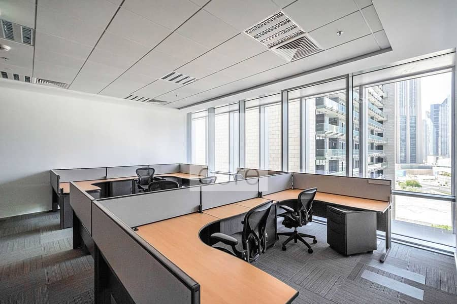 Ideally Located | Fitted and Furnished Office