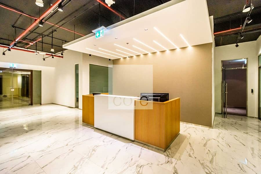 19 Ideally Located | Fitted and Furnished Office