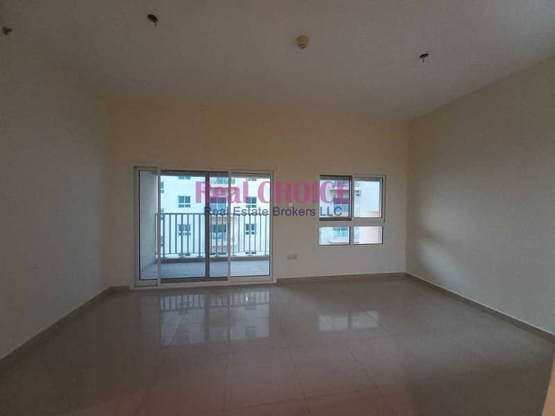 2BHK+Maids room | High Floor | Community and Cityscape View