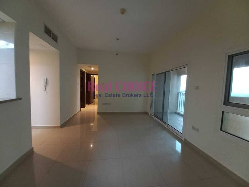 2 2BHK+Maids room | High Floor | Community and Cityscape View