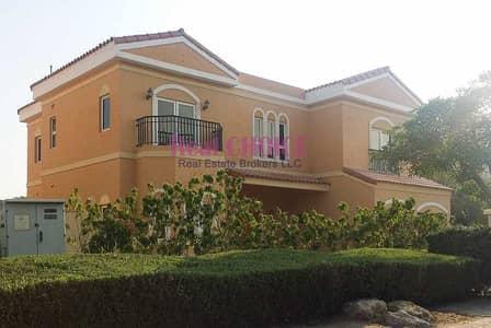 5 Bedroom Villa for Rent in The Villa, Dubai - 5 BR Villa | Single Row | Swimming Pool | Garden