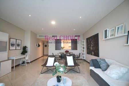 فلیٹ 2 غرفة نوم للايجار في دبي فيستيفال سيتي، دبي - Unfurnished | Creek view | No Commission | 1 Month FREE