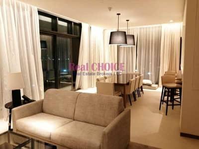 شقة فندقية 2 غرفة نوم للبيع في التلال، دبي - Serviced Furnished  Brand New  Golf and Lake Views
