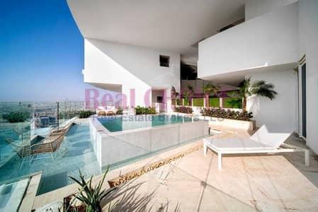 شقة فندقية 2 غرفة نوم للبيع في قرية جميرا الدائرية، دبي - Infinity Pool   Luxurious Furniture   Five JVC