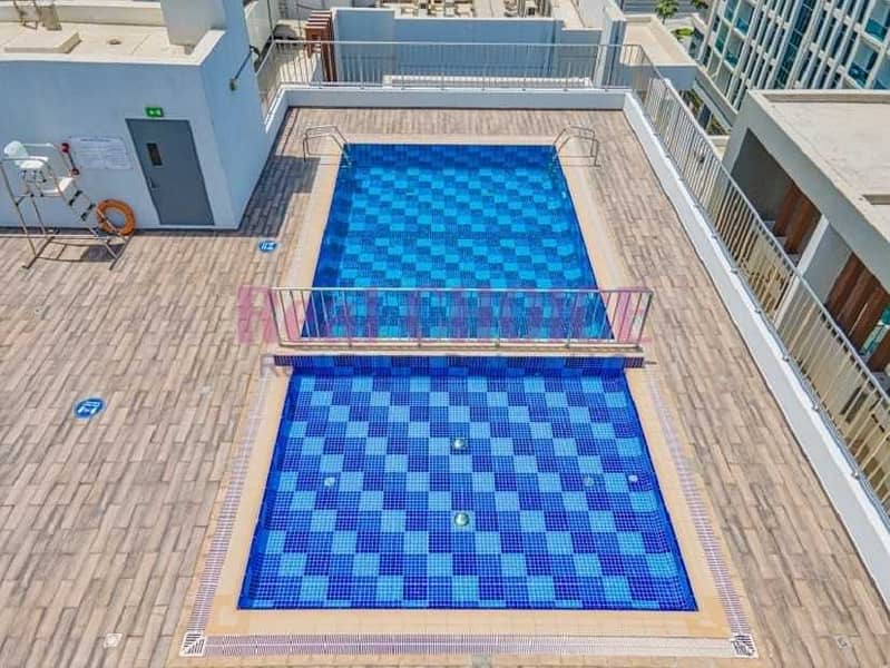 18 Spacious 1BR | Large Balcony | 12 Payments