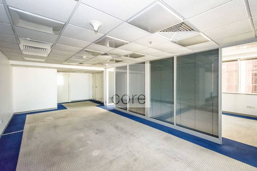 Spacious Office | Fitted and Partitioned