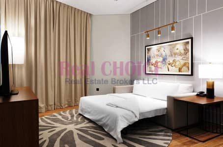 1 Bedroom Hotel Apartment for Rent in Palm Jumeirah, Dubai - Bills Included | Modern | Beachfront Living