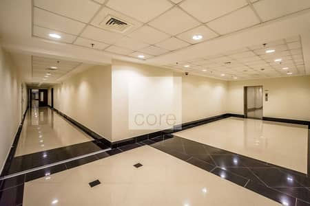 محل تجاري  للايجار في نخلة جميرا، دبي - Fitted Retail | Service Charges Included