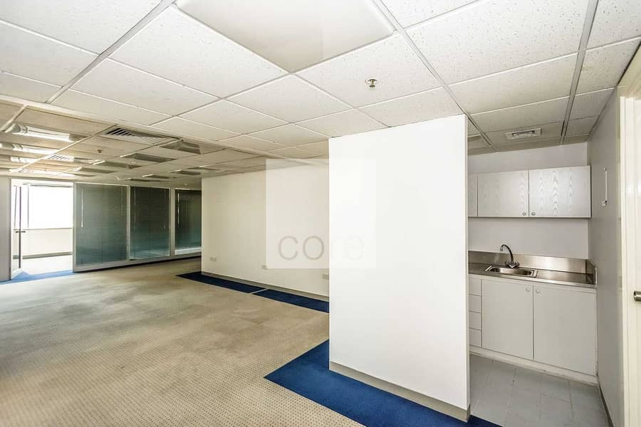 10 Spacious Office | Fitted and Partitioned