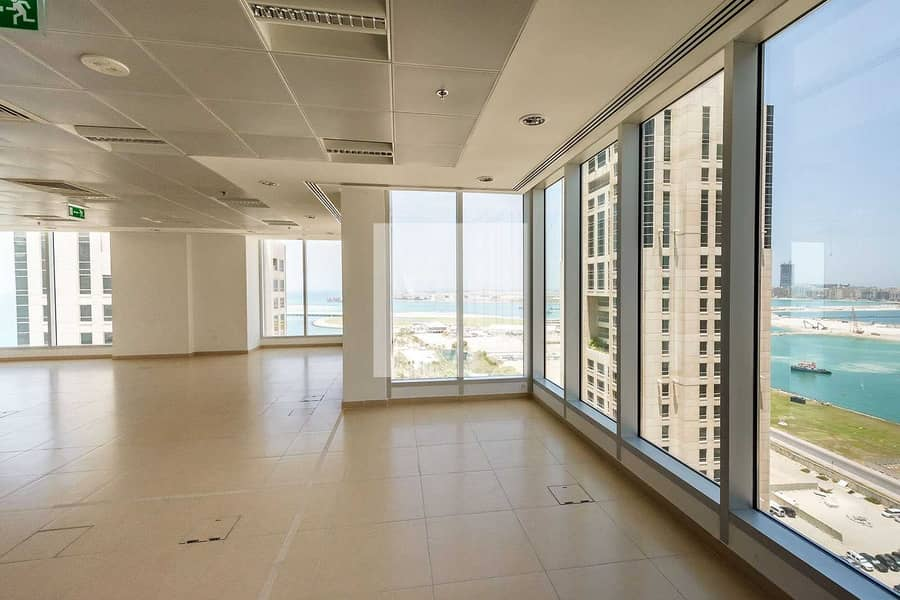 2 Combined fitted full office floor vacant