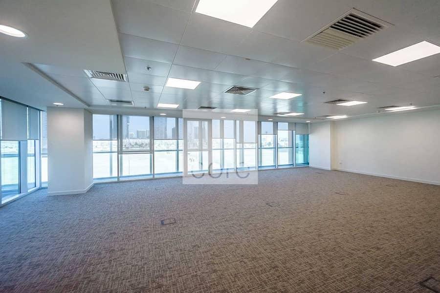 Corner Fitted Office   Terrace   Low Floor