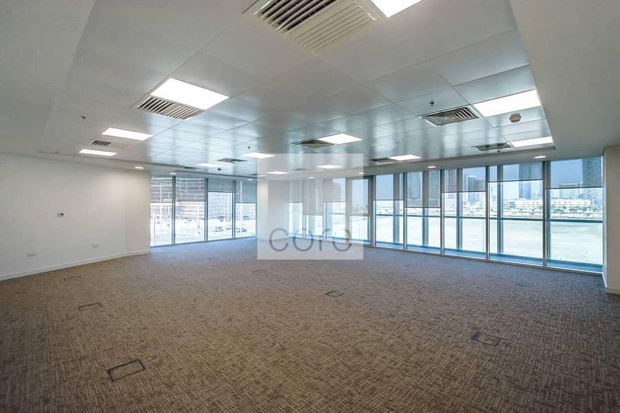2 Corner Fitted Office   Terrace   Low Floor