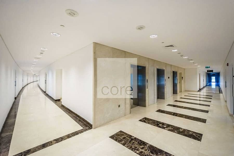 10 Corner Fitted Office   Terrace   Low Floor