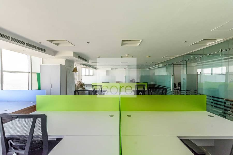 13 Fitted Office | Prime Location | Low Floor
