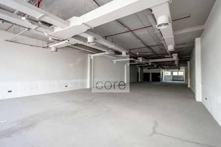 محل تجاري  للايجار في شارع الشيخ زايد، دبي - Shell and Core Retail Unit | Close to Metro