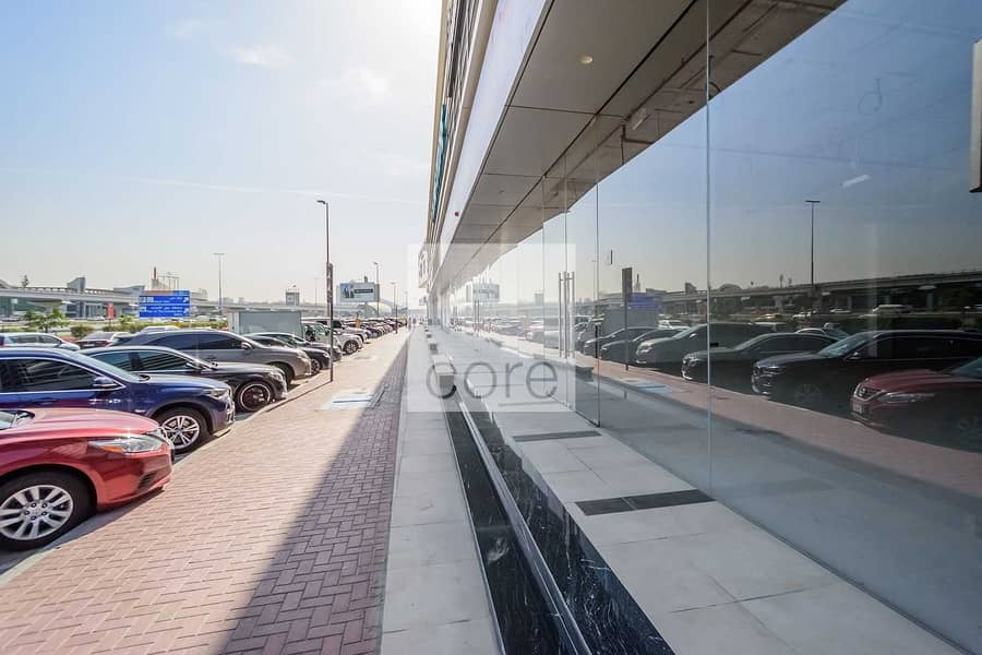 10 Spacious Retail Space | Shell and Core