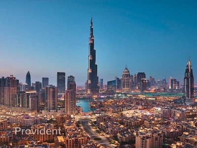4 Bedroom Flat for Sale in Downtown Dubai, Dubai - Last 4BR Unit