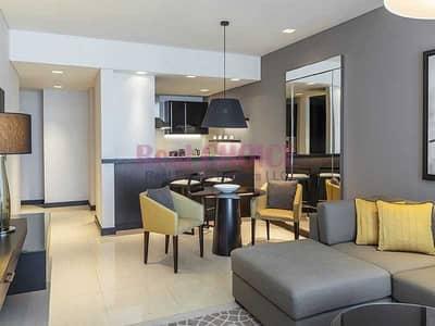 شقة فندقية 1 غرفة نوم للايجار في شارع الشيخ زايد، دبي - No Commission   No Bills  Modern   Exclusive Rates