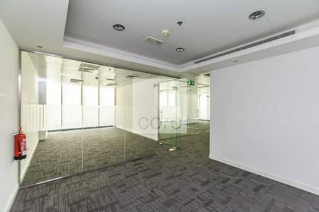 Office for Sale in Al Reem Island, Abu Dhabi - Fully Fitted Office | Sea View | High Floor