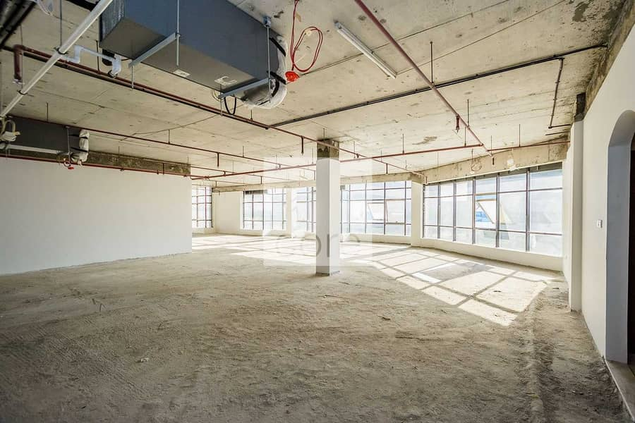 Full Floor   Shell and Core Office   Parking