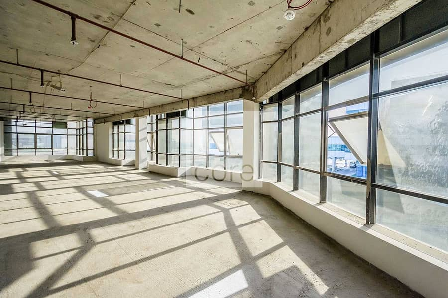 2 Full Floor   Shell and Core Office   Parking