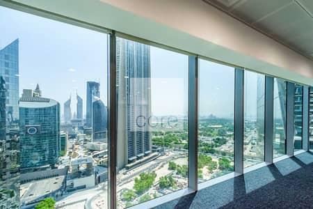 مکتب  للايجار في مركز دبي المالي العالمي، دبي - Premium Office | Mid Floor | Ideal Location
