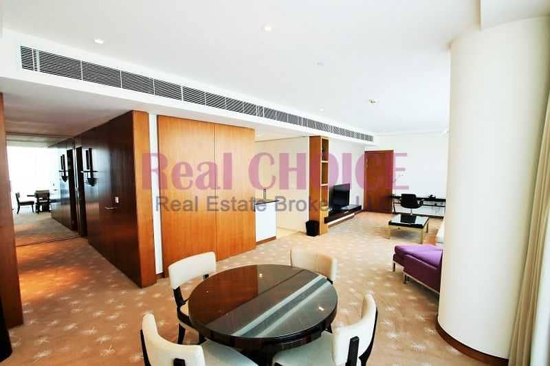 No Comm| Serviced |All Bills Included| City View