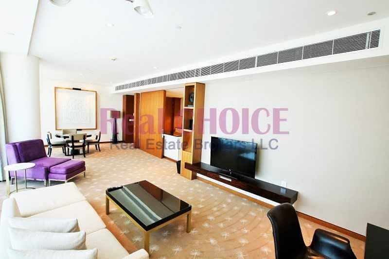 2 No Comm| Serviced |All Bills Included| City View
