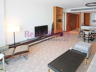 شقة فندقية 3 غرف نوم للايجار في دبي فيستيفال سيتي، دبي - No Comm| Serviced |All Bills Included| Creek View
