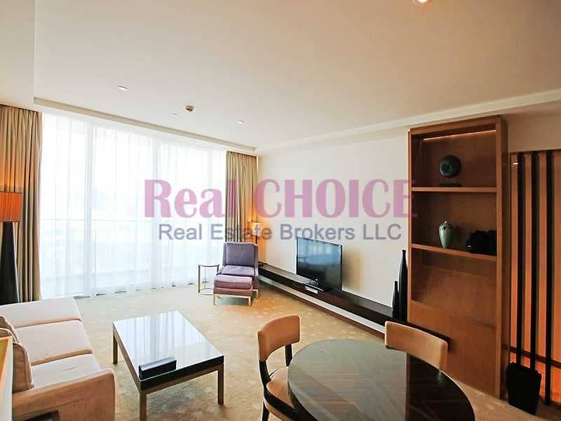 2 No Comm  Serviced  All Bills Included  City View