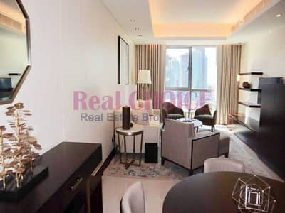 1 Bedroom Hotel Apartment for Rent in Downtown Dubai, Dubai - Stunning Burj Khalifa View All Bills Inclusive
