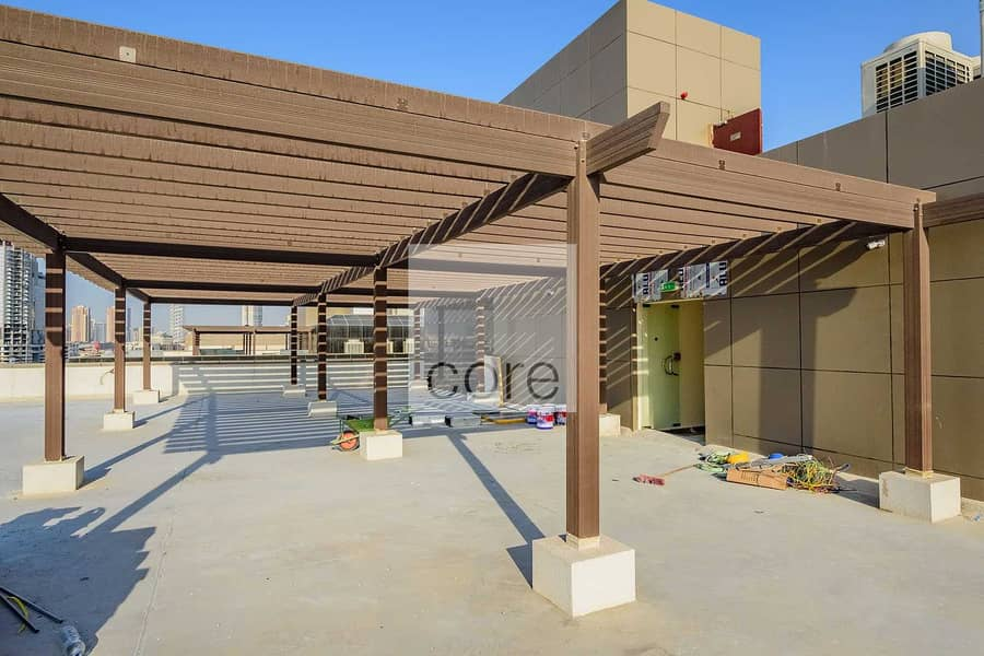 10 Shell and Core Office | High Floor | Parking