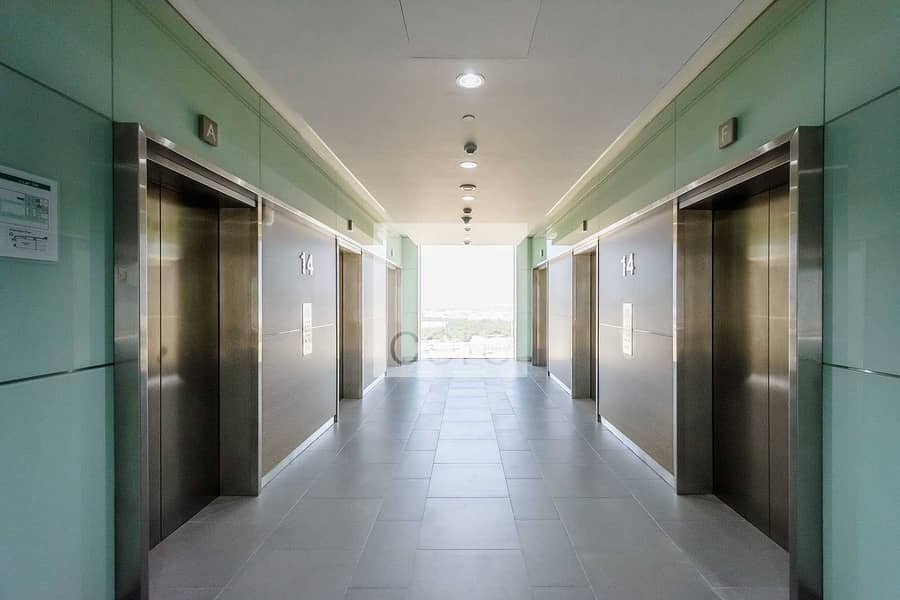 10 Shell and Core office available full floor